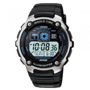 Casio AE-2000W-1AVSDF Men's Digital Resin Watch AE-2000W-1AV