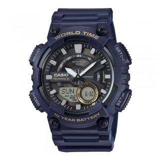 Casio AEQ-110W-2AVDF Men's Digital Analog Resin Watch AEQ-110W-2AV