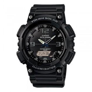 Casio AQ-S810W-1A2VDF Men's Digital Analog Solar Resin Watch AQ-S810W-1A2V