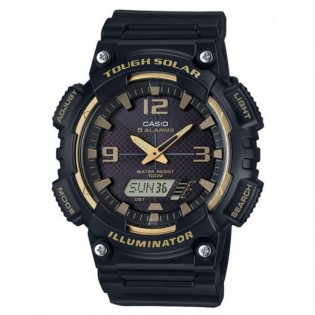 Casio AQ-S810W-1A3VDF Men's Digital Analog Solar Resin Watch AQ-S810W-1A3V