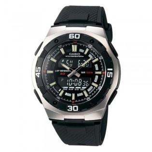 Casio AQ-164W-1AVDF Men's Digital Analog Resin Watch AQ-164W-1AV