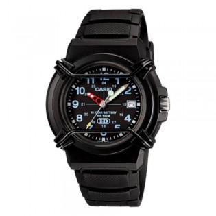 Casio HDA-600B-1BVDF Men's Enticer Analog Resin Watch HDA-600B-1BV