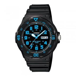 Casio MRW-200H-2BVDF Men's Standard Analog Resin Watch MRW-200H-2BV