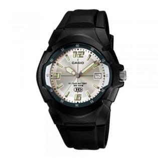 Casio MW-600F-7AVDF Men's Enticer Analog Resin Watch MW-600F-7AV