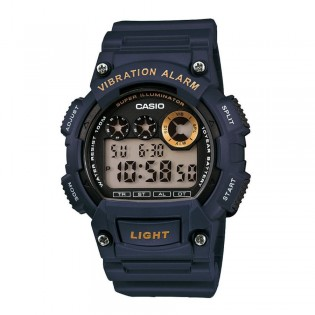 Casio W-735H-2AVDF Men's Standard Digital Resin Watch W-735H-2AV
