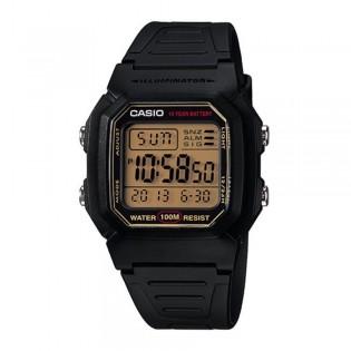 Casio W-800HG-9AVDF Unisex Standard Digital Resin Watch W-800H-9AV