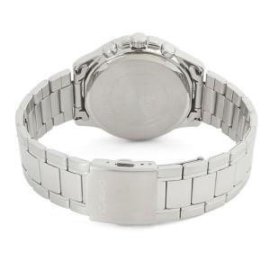 Casio MTP-1374D-1AVDF Men's Multifunction Day Date Steel Watch MTP-1374D-1AV