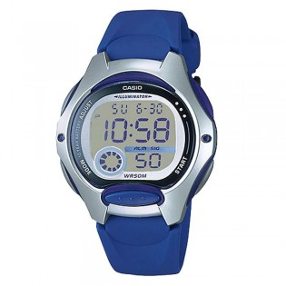 Casio LW-200-2AVDF Unisex Digital Resin Watch LW-200-2AV