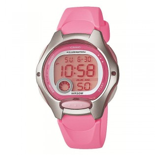Casio LW-200-4BVDF Unisex Digital Resin Watch LW-200-4BV