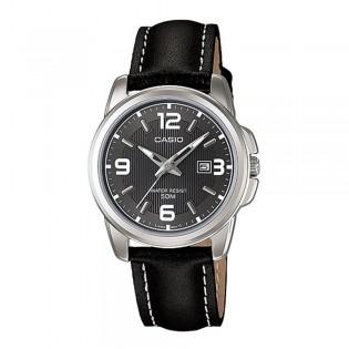 Casio LTP-1314L-8AVDF Women's Analog Date Display Steel Watch LTP-1314L-8AV