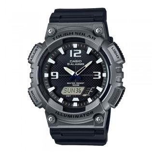 Casio AQ-S810W-1A4VDF Men's Digital Analog Solar Resin Watch AQ-S810W-1A4V