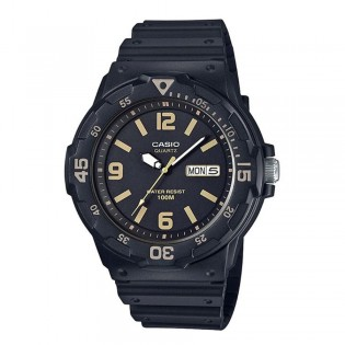 Casio MRW-200H-1B3VDF Men's Standard Analog Resin Watch MRW-200H-1B3V