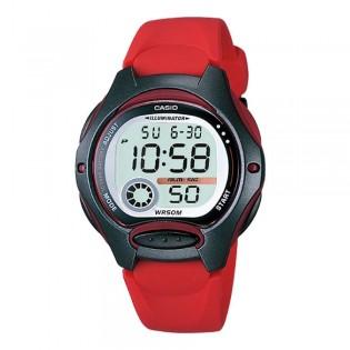 Casio LW-200-4AVDF Unisex Digital Resin Watch LW-200-4AV