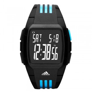 Adidas ADP6040 Men's Mid Sized Duramo Silicone Digital Watch
