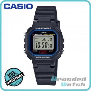 Casio LA-20WH-1CDF Women's Standard Digital Resin Watch LA-20WH-1C