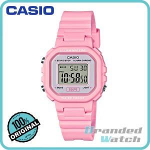 Casio LA-20WH-4A1DF Women's Standard Digital Resin Watch LA-20WH-4A1