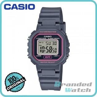 Casio LA-20WH-8ADF Women's Standard Digital Resin Watch LA-20WH-8A
