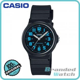 Casio MQ-71-2BDF Men's Standard Analog Resin Watch MQ-71-2B