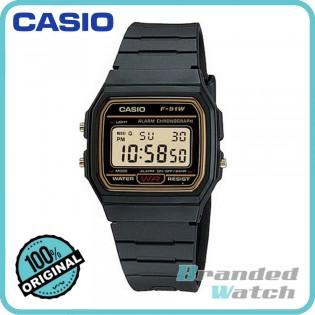 Casio F-91WG-9SDF Men's Vintage Series Digital Resin Watch F-91WG-9S