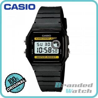 Casio F-94WA-9DG Men's Vintage Series Digital Resin Watch F-94WA-9
