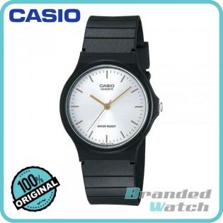 Casio MQ-24-7E2LDF Unisex Analog Quartz Resin Band Watch MQ-24-7E2