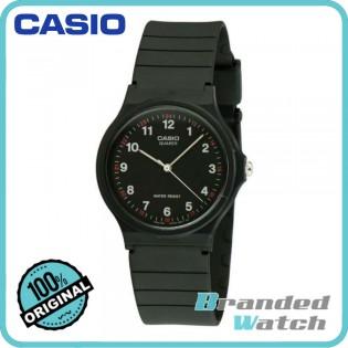 Casio MQ-24-1BLDF Unisex Analog Quartz Resin Band Watch MQ-24-1B