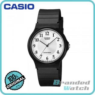 Casio MQ-24-7B3LDF Unisex Analog Quartz Resin Band Watch MQ-24-7B3
