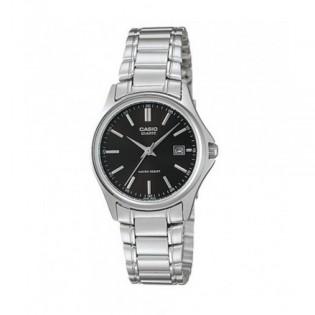 Casio LTP-1183A-1ADF Women's Quartz Analog Date Steel Watch LTP-1183A-1A