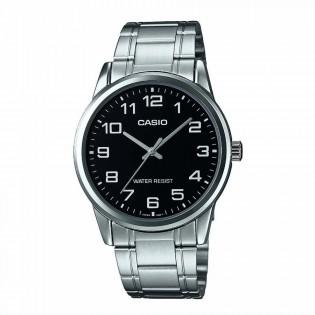 Casio MTP-V001D-1BUDF Men's Quartz Analog Steel Watch MTP-V001D-1B