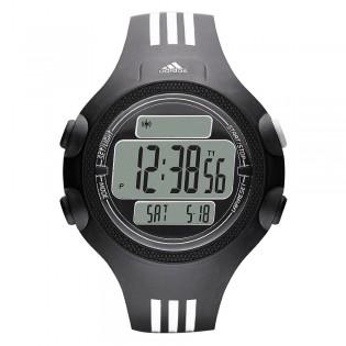 Adidas ADP6081 Men's XL Questra Digital Black Resin Watch