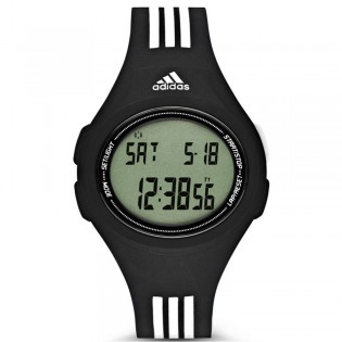 Adidas ADP3174 Unisex Uraha Digital Black Resin Watch