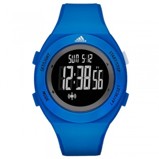 Adidas ADP3217 Men's YUR Basic Digital Blue Resin Watch