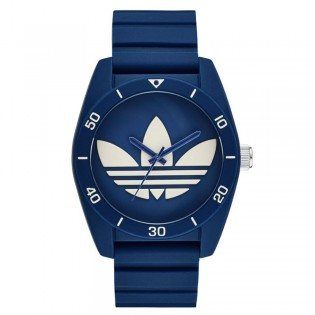 Adidas ADH3138 Men's Originals Santiago Night Marine Silicone Watch