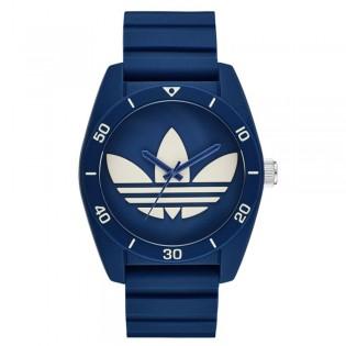 Adidas ADH3138 Men's Originals Santiago Night Marine Silicone Watch