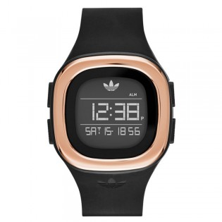Adidas ADH3085 Unisex Denver Digital Silicone Watch