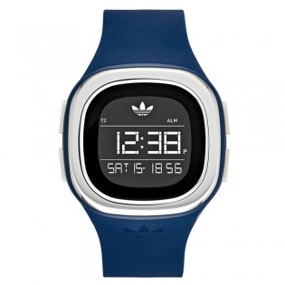 Adidas ADH3139 Unisex Denver Night Marine Digital Silicone Watch