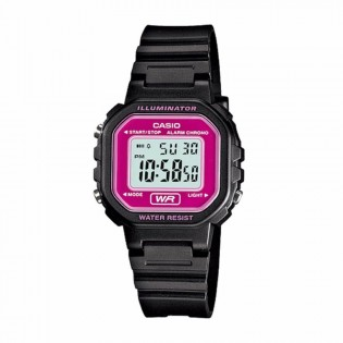 Casio LA-20WH-4ADF Women's Digital Youth Series Resin Watch LA-20WH-4A LA-20WH-4