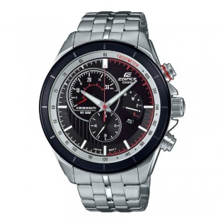 (OFFICIAL MALAYSIA WARRANTY) Casio Edifice EFR-561DB-1B Men's Chronograph Day and Date Watch EFR-561DB-1BV