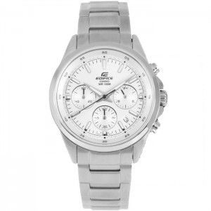 (OFFICIAL MALAYSIA WARRANTY) Casio Edifice EFR-527D-7A Men's Chronograph Date Steel Watch EFR-527D-7AV