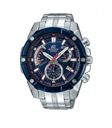 (OFFICIAL MALAYSIA WARRANTY) Casio Edifice EFR-559TR-2A Men's Toro Rosso Limited Edition Chronograph Watch EFR-559TR-2AER