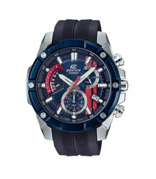 (OFFICIAL MALAYSIA WARRANTY) Casio Edifice EFR-559TRP-2A Men's Toro Rosso Limited Edition Chronograph Watch EFR-559TRP-2AER