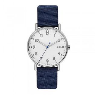Skagen SKW6356 Men's Signatur Quartz Nylon Strap Watch
