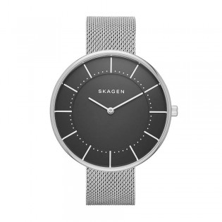 Skagen SKW2561 Women's Gitte Quartz Steel Mesh Watch