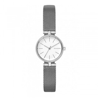 Skagen SKW2642 Women's Signatur Quartz Steel Mesh T-Bar Watch