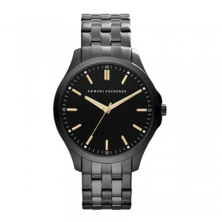 Armani Exchange AX2144 Men's Quartz Black Steel Watch