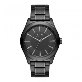 Armani Exchange AX2322 Men's Quartz Black Steel Watch