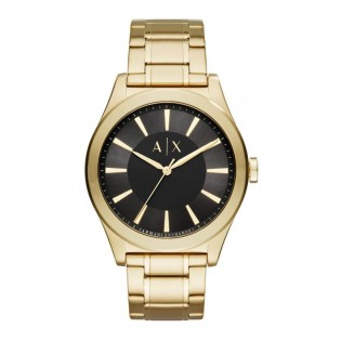 Armani Exchange AX2328 Men's Quartz Gold Plated Steel Watch