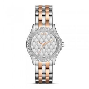 Armani Exchange AX5249 Women's Quartz 2 Toned Steel Watch