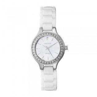 DKNY NY8893 Women's Quartz Ceramic Bracelet Watch