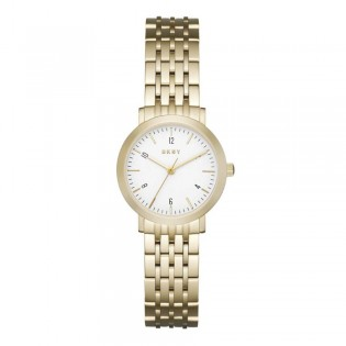 DKNY NY2510 Women's Minetta Quartz Gold Steel Watch